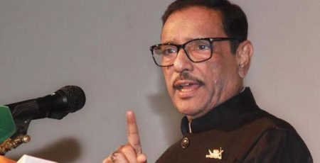 No irregularity in providing govt incentives to be tolerated: Quader