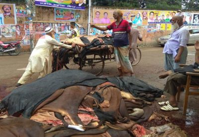 Leather Industries of Bangladesh Ltd. will buy leather at fair prices from seasonal vendors from 11 am on Eid day to 11 am the day after Eid. (LIB).